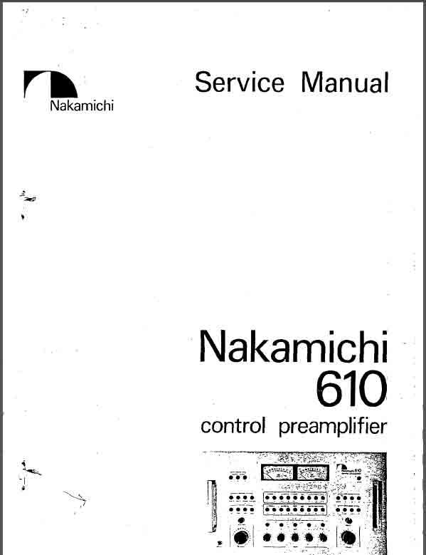 nakamichi 610 service manual pdf nakamichi 610 6 99 zen cart rh audiofixplus com Nakamichi Dragon Nakamichi Cassette Deck