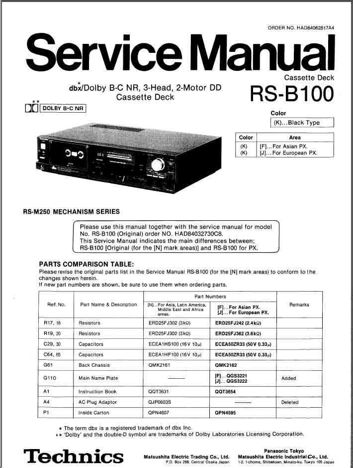 Nakamichi 610 Service Manual Pdf  Nakamichi 610